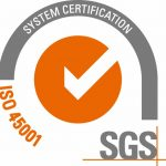 I S Systems are accredited in ISO45001:2018 - WHS Management