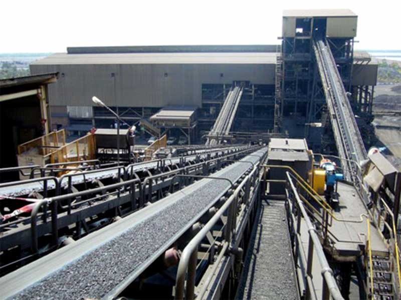Conveyors at the center of the award winning s5 to s7 PLC upgrade