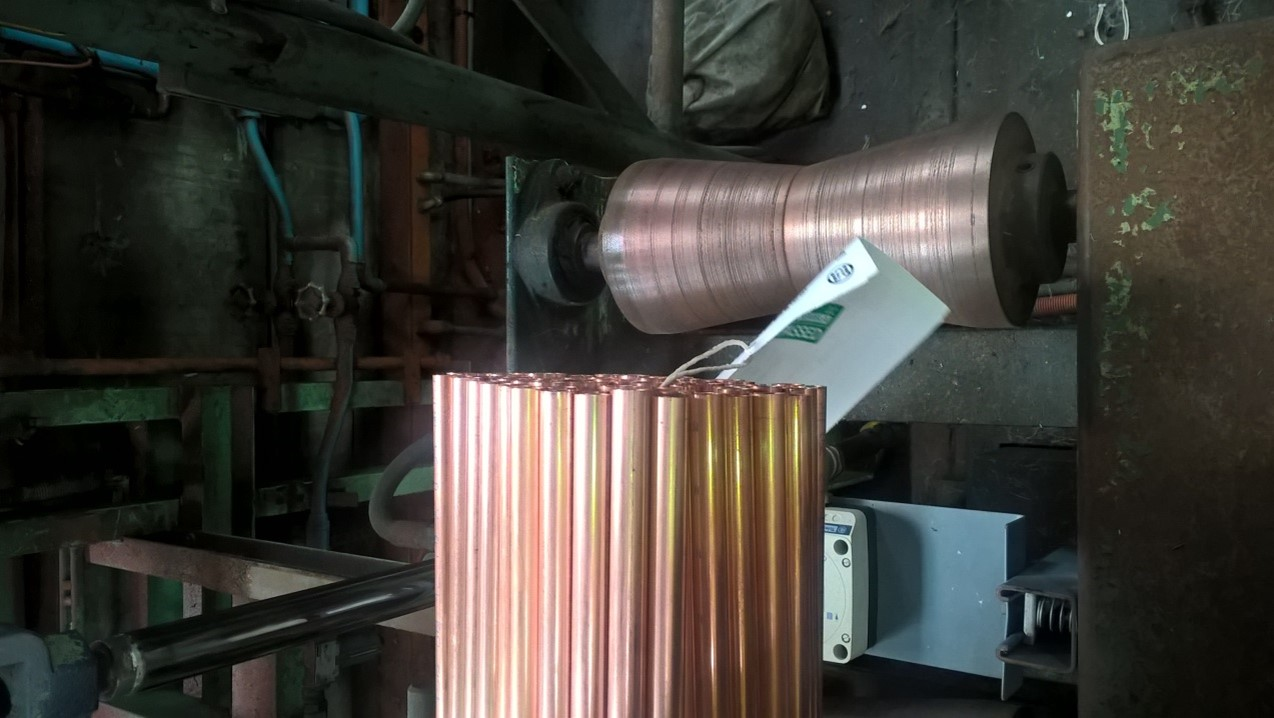 Copper Tube Finished product